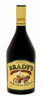 Brady's Irish Cream 750ml - Case of 12